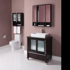 Contemporary Bath Vanity Cabinets Decolav Tyson 31 Inch Contemporary Bathroom Vanity Solid Wood