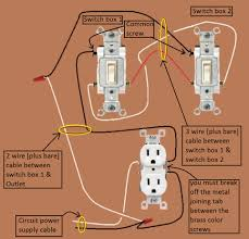 power outlet 3 way switches half switched switch outlet electrical outlet wiring code power at outlet 3 way switches