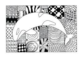 Cool Animal Coloring Pages Adult Coloring Page Cute Animal Coloring