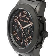 michael kors mercer chronograph men s watch mk8330 greybox mall 8330 chronograph mercer stainless steel watch michael kors