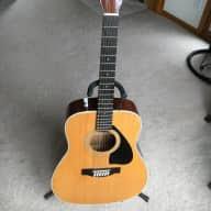 yamaha 12 string. yamaha fg420-12 12- string acoustic guitar c1988 12