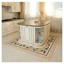 Marble Kitchen Flooring Handmade Stone Mosaic Tiles Supplier Venice Mosaic Art Factory