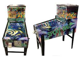 Ok Manufacturing Vending Machines Beauteous OK Manufacturing Debuts PinballThemed Splat Ball For WinEveryTime