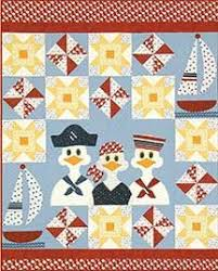 claire turpin design | Quilts | Pinterest | Kid quilts & Smooth Sailing -- a pattern by Quilt Soup -- makes a very cute quilt.  Children's ... Adamdwight.com
