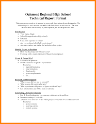 Technical Report Template 24 sample of technical report writing global strategic sourcing 1