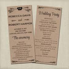 rustic wedding program template, rustic wedding programs instant Wedding Invitations Programs Free Download rustic wedding program template printable by myprintablearts wedding invitation software free download