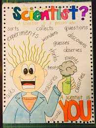 What Do Scientists Do Anchor Chart Scientist Anchor Chart Kindergarten Anchor Charts Science