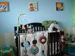 fair image of baby nursery room decoration with jungle themed baby bedding entrancing picture of