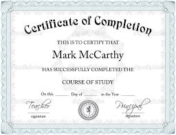 Certificate Template Professional Samples Templates Part 23