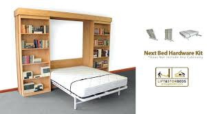 diy wall bed with desk. Wall Bed Next Hardware Kit For Diy Beds And Murphy Bedsmurphy Plans With Table Queen Desk