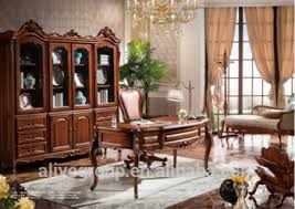 classic home office furniture. TYZS881-1- Classic Home Office Furniture - Solid Wood Hand Carving Study Room Set