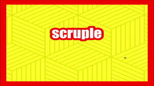 What Is The Definition Of Scruples