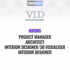 Designer 3d Job Hiring Interior Designer 3d Visualiser Architect