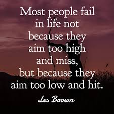 Les Brown Quotes Stunning 48 Motivational Les Brown Quotes