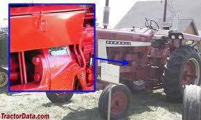 tractordata com farmall 706 tractor information Farmall 240 Hydraulic System Diagram photo of 706 serial number Farmall 666 Hydraulic Diagram