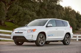 2014 Toyota RAV4 EV - Information and photos - ZombieDrive