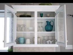 Diy glass cabinet doors Cut Glass Cabinet Doors Glass Cabinet Doors Diy Youtube Glass Cabinet Doors Glass Cabinet Doors Diy Youtube