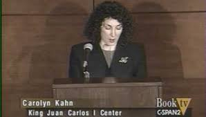 Carolyn Kahn   C-SPAN.org