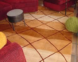 modern silk and wool are rug modern gold handmade