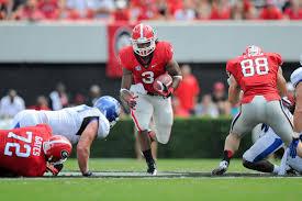Assume The Position Breaking Down Georgias 2013 Running
