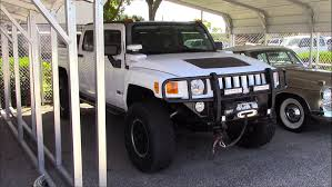 2009 Hummer H3T Alpha | Full Tour, Start Up, & Test Drive - YouTube