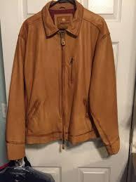 the territory ahead men s original leather designs jacket xl tan camel khaki