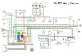 dan s motorcycle various wiring systems and diagrams click the picture for the full size bmw r90 1974