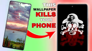 This Wallpaper Will Kill Your Phone ...