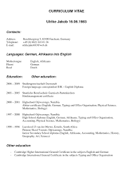 Resume Sample For Freelance Translator Resume Samples For High