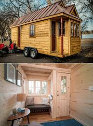 Homes On Wheels Design 18 Tiny Houses On Wheels Design Ideas To Clone I Must Have