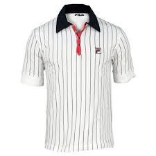 fila vintage polo. fila retro bjorn borg m vintage settanta mk1 polo shirt tennis l vintage