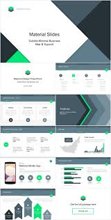 Material Design Timeline Material Design Powerpoint Template Just Free Slides