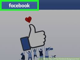 change color facebook page inspirational how to change your background color 9 steps photos