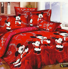 mickey mouse clubhouse toddler bedding roominabox bedspreads set bundle full size mickeyandminniemousebedding minnie and sets disney
