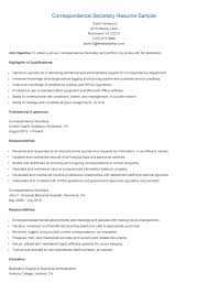 Secretary Resume Sample Best Blog Writing Services Top Ten List church secretary resume 52