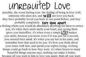 Unrequited Love Quotes Cool Unrequited Lovethe Cruelest Version Of Love There Is Justagirlinnyc