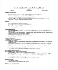 Help Desk Resume 21 Entry Level Help Desk Technician Resume