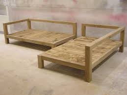 Making Wood Furniture Best 20 Diy Sofa Ideas On Pinterest Diy Couch Rustic Sofa And