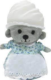 <b>Cupcake Bears Мягкая игрушка</b> Кноппи 9 см