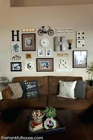 family gallery wall family room wall decorating ideas best gallery wall living room couch ideas on