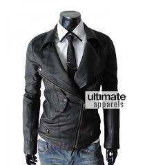 rider black leather jacket 165 00