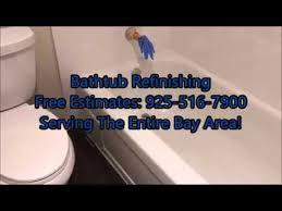 bathtub refinishing bwood california 925 516 7900