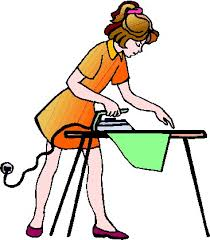 ironing clothes clipart. Exellent Clothes To Ironing Clothes Clipart WorldArtsMe