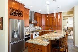 Custom Kitchen Remodel Cherry Wood Regal Concepts Designs Inspiration Kitchen Remodel St Louis Concept