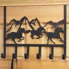 6 Hook Coat Rack Cool Miles Kimball 32 Hook Overdoor Organizer Wall Mounted Coat Rack Wayfair