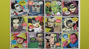 for the anarchic artist butcher billy pop culture mash ups appear to be his subject matter of choice having already created pop art prints that blended