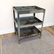 furniture industrial style. Vintage Industrial Table - Style Furniture S