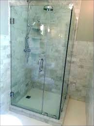 how to remove watermarks on glass shower doors clean hard water stains from glass removing remove