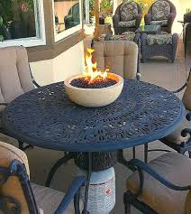 diy outdoor gas fireplace diy tabletop gas fire pit