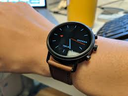 black falster 2 with leather band 134 69 25